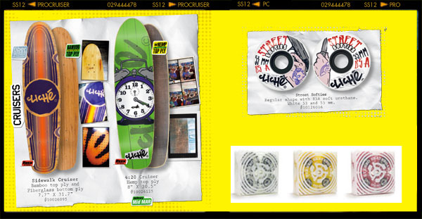 Pro Cruiser Boards e Accessori