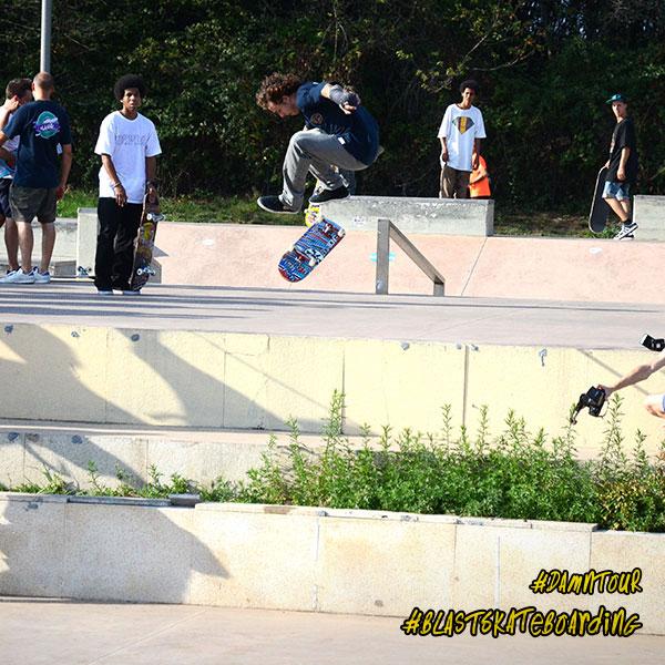 TJ Rogers Nollie Flip