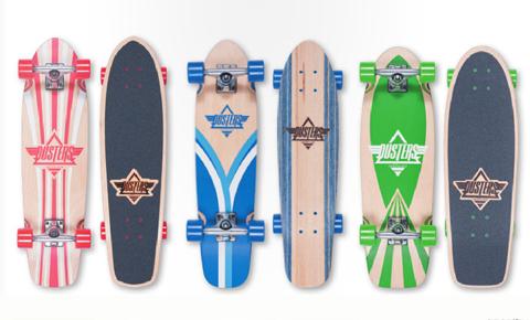 Dusters cruiser e longboard