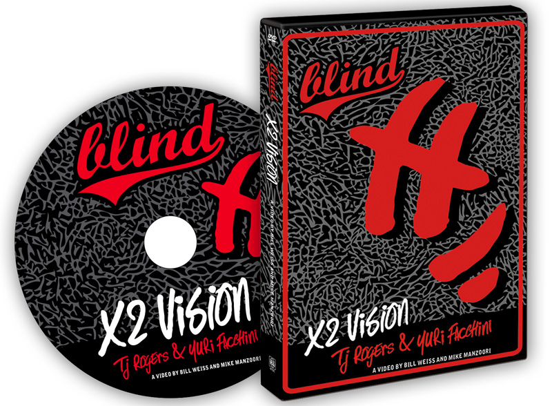 blind video x2 vision