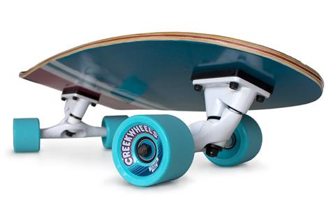 Longboard, cruiser e surfskate Miller Division