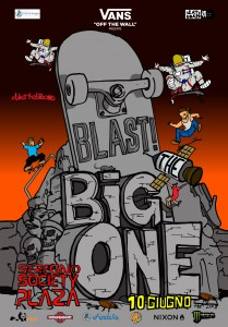 Blast_The_Big_One_2018_istitutional