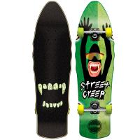 Street Creep Cruiser Green Black 31