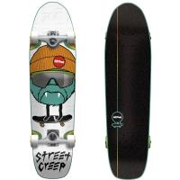 Mongo Street Creep White Teal 31.5