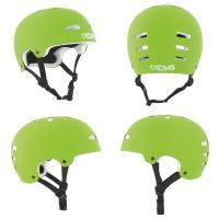Evolution Youth Solid Color Flat Green