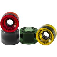 Og Softie Clear Rasta 59mm