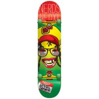 Nerds Are cool PP Complete Rasta 7.5