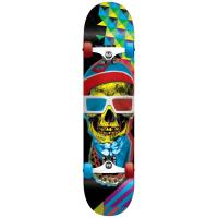 Skull Mob 3D Complete Red Blue 8.0