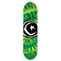Star & Moon Tye Dye Green 8.0