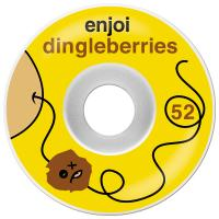 Dingleberries Yellow White 52mm 101A